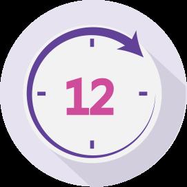 Standard Express 12 Hours